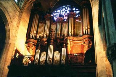 le grand orgue de la cath drale saint maclou de pontoise. Black Bedroom Furniture Sets. Home Design Ideas